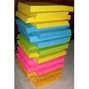 Объявления, квитанции на простом и цветном ризографе фото