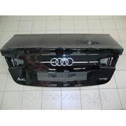 Audi A6 2013 год. Крышка багажника фото