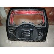 Mitsubishi Pajero 4 . крышка багажника/ Дверь задка фото