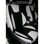 Чехлы Ford Mondeo 07 Trend чер-бел эко-кожа Оригинал фото