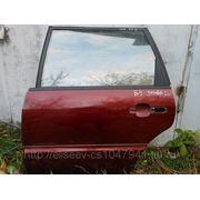 Дверь задняя левая VW Passat B4 универсал фото