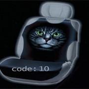 Автомобильные чехлы майки (кошка) фото