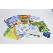 Листовки, флаера, визитки, буклеты, календари тиражами от 1 до 100000 шт.