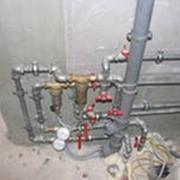 Монтаж водоснабжения фото
