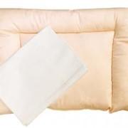 Подушка детская Billerbeck Малыш (наполнитель: антиаллергенное волокно) фото