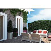 Дизайн зеленых крыш и балконов фото