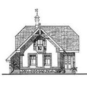 Планировка участка рельефные работы. Дизайн дома коттеджа.