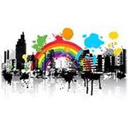 Цветная печать проспектов и каталогов фото