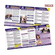 Верстка полиграфической продукции — буклетов, брошюр, каталогов, методичек и пр. фото