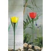 Фонарь садовый тюльпан Арт.35598 фото