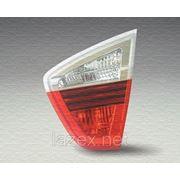 Фонарь багажника правый! красно-белый\ BMW E90 all 05
