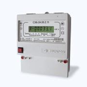 Счетчик электроэнергии однофазный многотарифный СЭБ-2А.05.2 фото