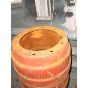 Тормозной барабан (задний) фото