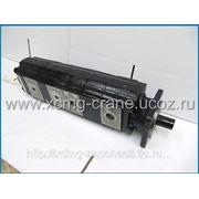 Насос гидравлический QY40K, QY50K фото
