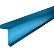 Ветровая планка ВП-250 3м Небесно-голубой RAL5015 фото