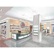 Проектирование интерьера магазинов фото