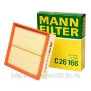 Фильтр воздушный Mann Filter C26 168 (Audi A4) фото