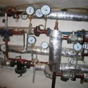 Обслуживание систем горячего водоснабжения фото