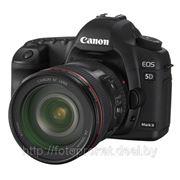 ПРОКАТ АРЕНДА профессионального фотоаппарата Canon EOS 5D MarkII + Объектив Canon EF 24-105mm f/4L IS USM фото