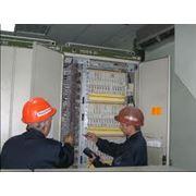 Пуско-наладка электротехнического оборудования фото