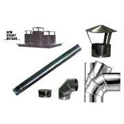Система дымоходная (сталь) фото
