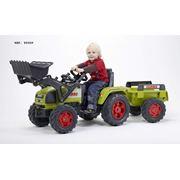 Трактор детский педальный фото