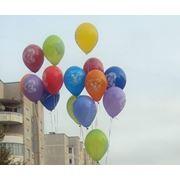 Доставка гелиевых шаров фото