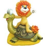 Львенок и черепаха фото