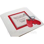 Поздравительные открытки для корпоративных клиентов фото