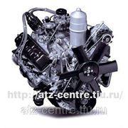 Двигатель ЗМЗ-511, ГАЗ-3307,53 с моторным маслом