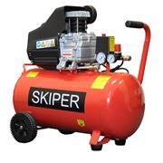 Компрессор Skiper IBL50B 18 кВт/220В 50 л фото