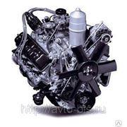 Двигатель ЗМЗ-511 ГАЗ-3307, 53