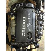 Двигатель Chevrolet Cruze 1.8 фото