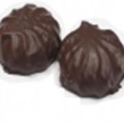 Зефир в шоколаде глазированный фото