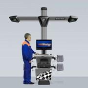 Стенд сход развал 3D Техно Вектор 7202 T5A фото