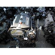 Двигатель K24A Odissey фото