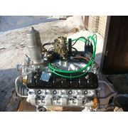 Двигатель ЗМЗ-5231 ГАЗ-3307 5-ст. КПП Е-3 фото