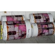 Печать по пленкам и фольге фото