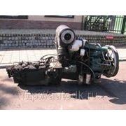 Двигатель Volvo D7 фото