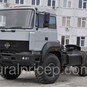 Вездеходный тягач Урал 44202-3511-80 , двигатель 285 л.с фото