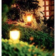 Наружное освещение фото