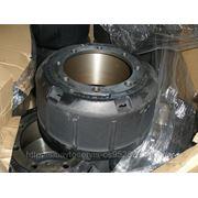 Барабан тормозной задний чугунный KLQ 6885 (H-180) фото