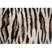 Кролик120*60cm Тигр, МЕХ, Толщина-18 мм, Испания фото