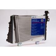 Радиатор охлаждения ДААЗ -2107 (алюминиевый) фото