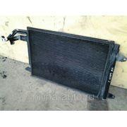 Радиатор кондиционера Golf 5 фото