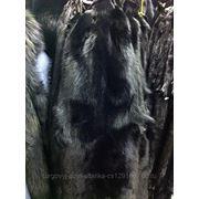 Воротник из натурального меха Песец фото