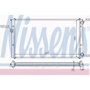 Радиатор системы охлаждения\ VW Golf/Vento 1.6i-2.0i/1.9TDi 91> фото