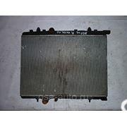 Радиатор двигателя peugeot 307. б/у. фото