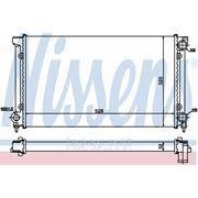 Радиатор системы охлаждения\ VW Passat 1.6/1.8 88-92 фото