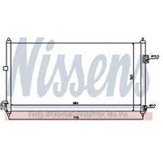 Радиатор кондиционера (конденсатор) Nissan X-trail T30 фото